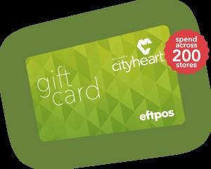 Mildura City Heart Gift Cards
