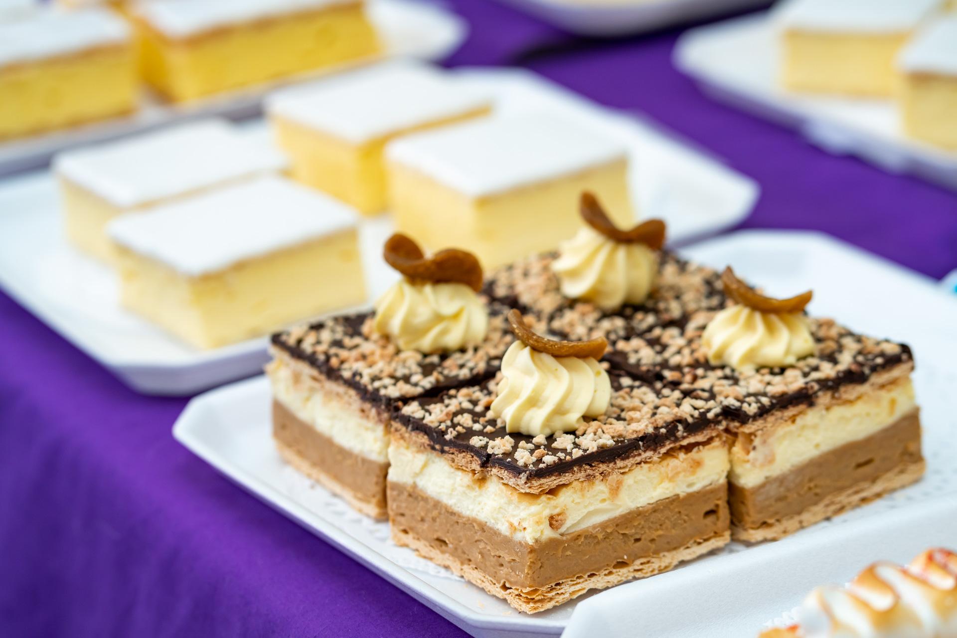 Image result for Great Australian Vanilla Slice Triumph