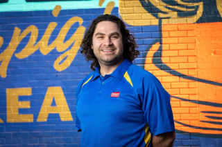 Meet Eric Oguzkaya, local business owner and a Director on Mildura City Heart's Board of Management since 2017. - Eric is born and bred in Mildura, with his early years molded by the red sandy dirt of this parent's sultana property in Cardross. - Eric has owned a busy pharmacy in the precinct for the past 14 years, and currently employs more than 100 staff across three Mildura City Heart stores.  - Besides his duties as a pharmacist, he is also responsible for all promotions, marketing and other publicity events, such as the highly entertaining and successful Big Freeze event raising funds for Motor Neurone Disease. - Eric is a strong believer in promoting local and loves to see Mildura continually grow. - #MilduraCityHeart #SupportLocal