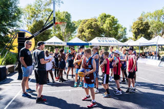 **EDIT**  Sadly, due to current restrictions the CLB 3x3 will not be held in the Langtree Mall this weekend, BUT will be rescheduled for a later date. Keep checking back here for news on the new dates, and please play safe!  -  Mildura City Heart are excited to be hosting the Mildura Rural City Council Championship League Basketball 3X3 competition kicking off tommorow night in the Langtree Mall! - Have you registered yet? Thinking about a last minute team? Registrations are still open but get in quick! - Sign up for some serious fun! 👉🏼www.clb3x3.com/events - #CLB3X3 #MilduraCityHeart #LoveThisPlace