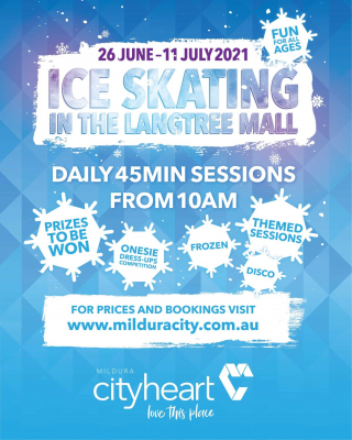 ❄️Have you heard? ❄️Frozen themed sessions ⛄️, penguins 🐧, onesie lucky dip competition, it's time to get your ticket for ⛸ ICE SKATING!!!❄️ - Magically transforming the Langtree Mall into a winter wonderland this school holidays. ⛸Skate the day away with friends and family, with prizes to be won, penguins to ride, and ⛄️frozen theme days. - For more details and bookings 👉🏼Link in our Bio 👈🏼