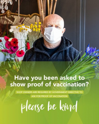 Be kind, come prepared, mask up! 😷 - As businesses across Victoria start re-opening their doors this week and begin to welcome people back into stores, restaurants and offices, we ask that you be patient and kind as they work through implementing the latest requirements and procedures mandated by the Victorian Government. - We're all in this together 🥰 #BeKind #LoveLocal #MilduraCityHeart