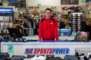 Day 7 of lockdown and we're keeping active with SportsPower Mildura!  - The range of sporting and fitness equipment available from SportsPower Mildura has been a great way to keep the mind and body functioning throughout lockdowns.  -  SportsPower Mildura 52 Lime Avenue, Mildura